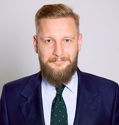 Adwokat Ernest Mocarski